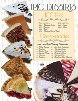 EPIC Desserts