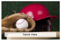 Baseball Scratchcard