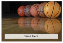 Basketball Scratchcard