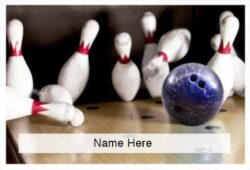 Bowling Scratchcard