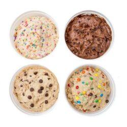 Crazy about Cookies Edible Dough