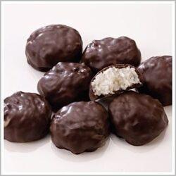 Dark Chocolate Coconut Tropical Dreams