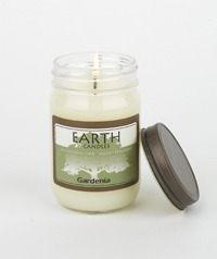 Earth Gardenia Candle