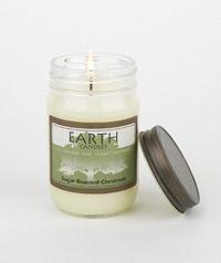 Earth Sugar Roasted Candle
