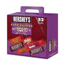 Hershey $1.50 Chocolatetown Plus
