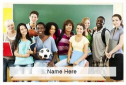 High School Scratchcard 2