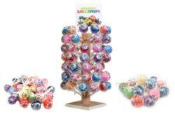 Tessas Lollipop Wood Display Tree 120ct