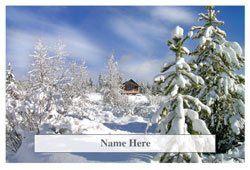 Winter Scratchcard