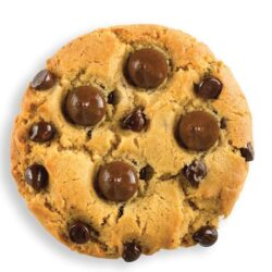 Soft Baked Cookies - Chocolate Chip with Mini Kisses 8 ct