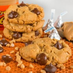 Classic Reese's Peanut Butter Chip with Hershey's Kisses